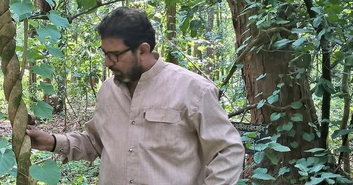 A Banker Turned Farmer, Rajaram Tripathi Is Growing 70