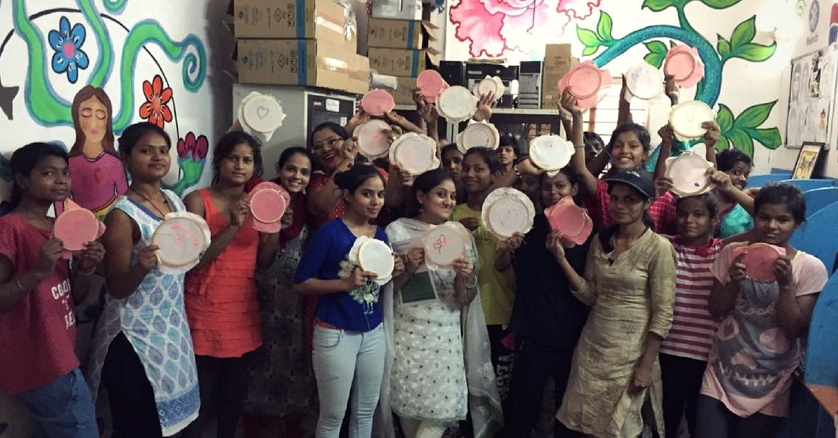 Build It up With Pins & Needles! This Delhi Group Uses Embroidery to Empower!