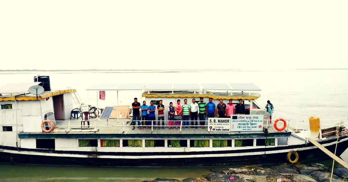 How Do Brahmaputra's River Islands Get Healthcare? Check out These Boat Clinics!