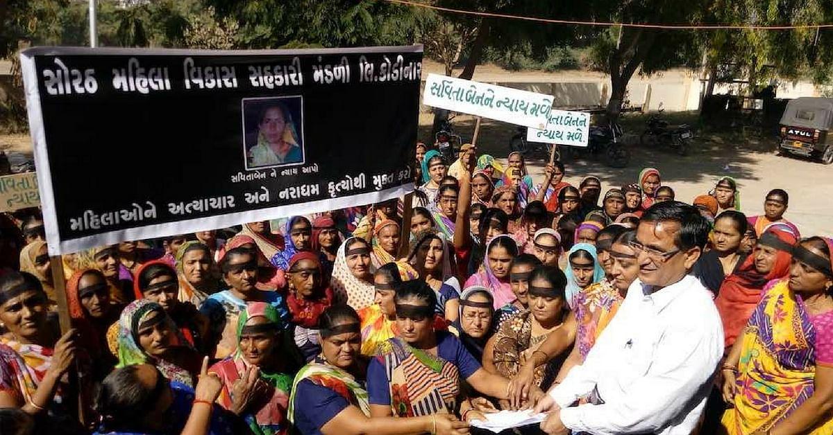 Women-Run SHG Helped 500 Widows Across 68 Villages in Gujarat