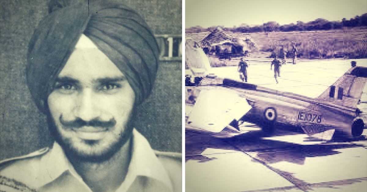 An Unsung Hero: The Story of Nirmal Jit Singh Shekon, IAF's Only Param Vir Chakra