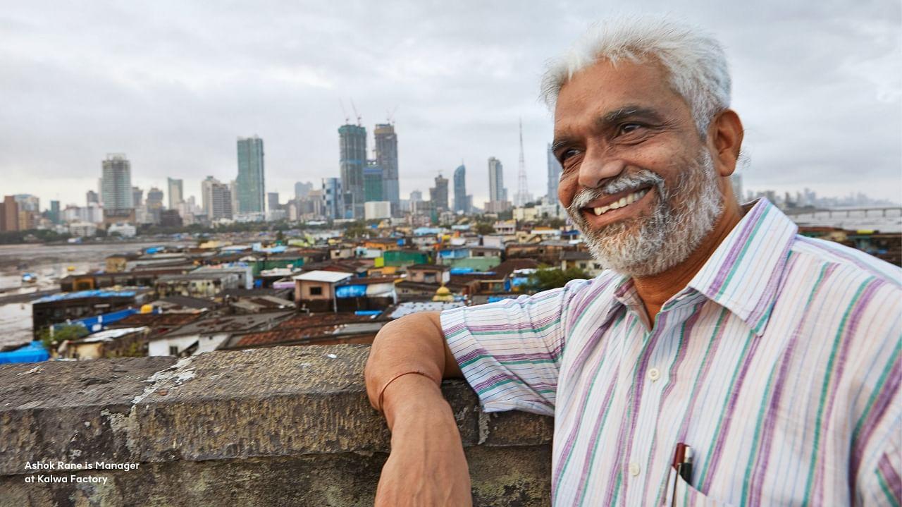 Ashok Rane- Mumbai engineer