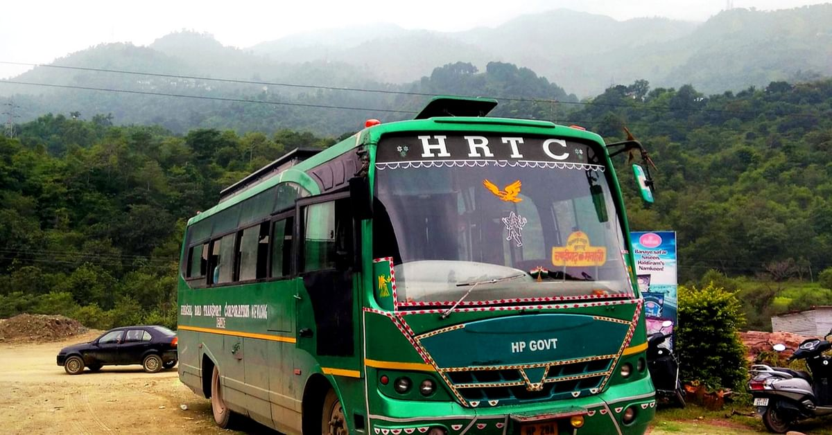 Thought Electric Buses Were Only for Cities? Himachal Pradesh Proves Us Wrong
