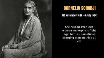 cornelia Sorabji - india-first-woman-lawyer