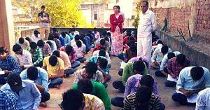 free coaching - rajasthan- teacher-couple