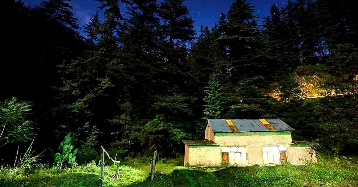 How a Mud House in Himachal Pradesh Is Helping Build a Community of Creatives