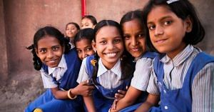 karnataka-free education-girls
