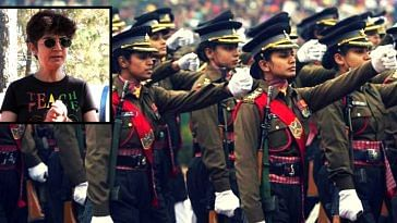 priya jhingan- first woman to join the Indian Army