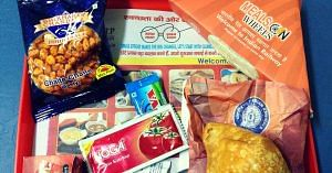 railway food - indian railway- tablet