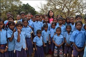 rashmi tiwari- jharkhand- tribal girls-2