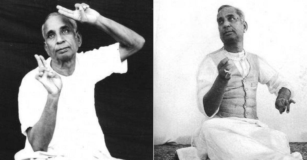 shambhu maharaj- Male Kathak Dancers