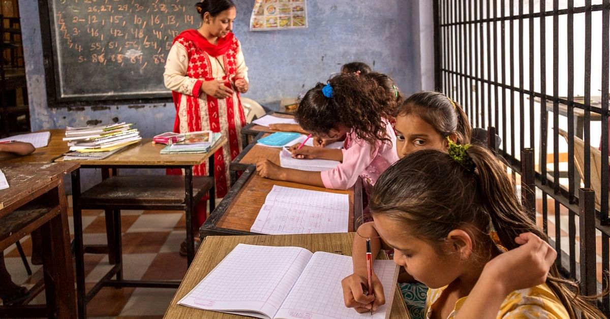 How a Trust Pulled 1,800 Slum Kids off Dehradun's Streets and Gave Them Education