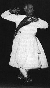 Male Kathak Dancers