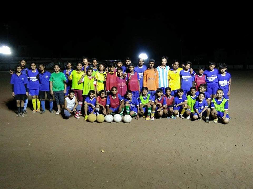 football-slum dwellers-Madhya Pradesh