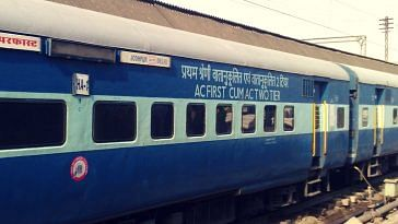 trains- reservation - charts- Indian Railways