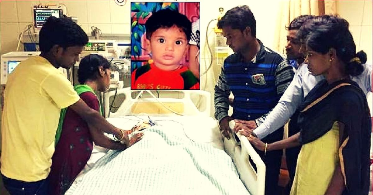 This 14-Month-Old Surat Boy May Have Passed on, but He Saved Two Lives