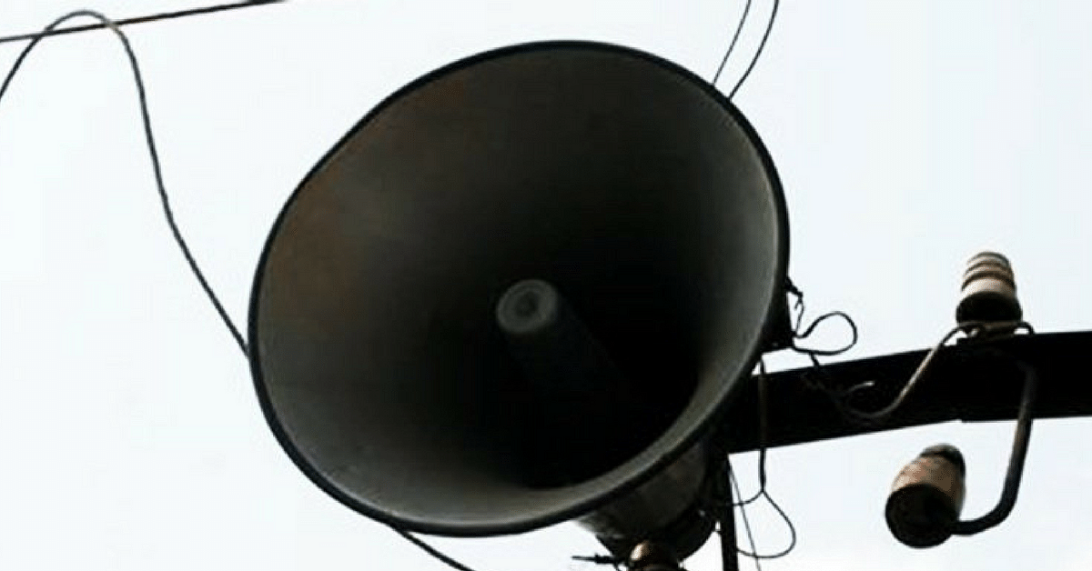 How This U.P. Village Got Rid of Loudspeakers and Brought Peace between Communities