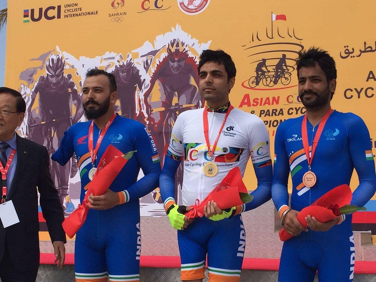 jawans- Para-cycling - India-