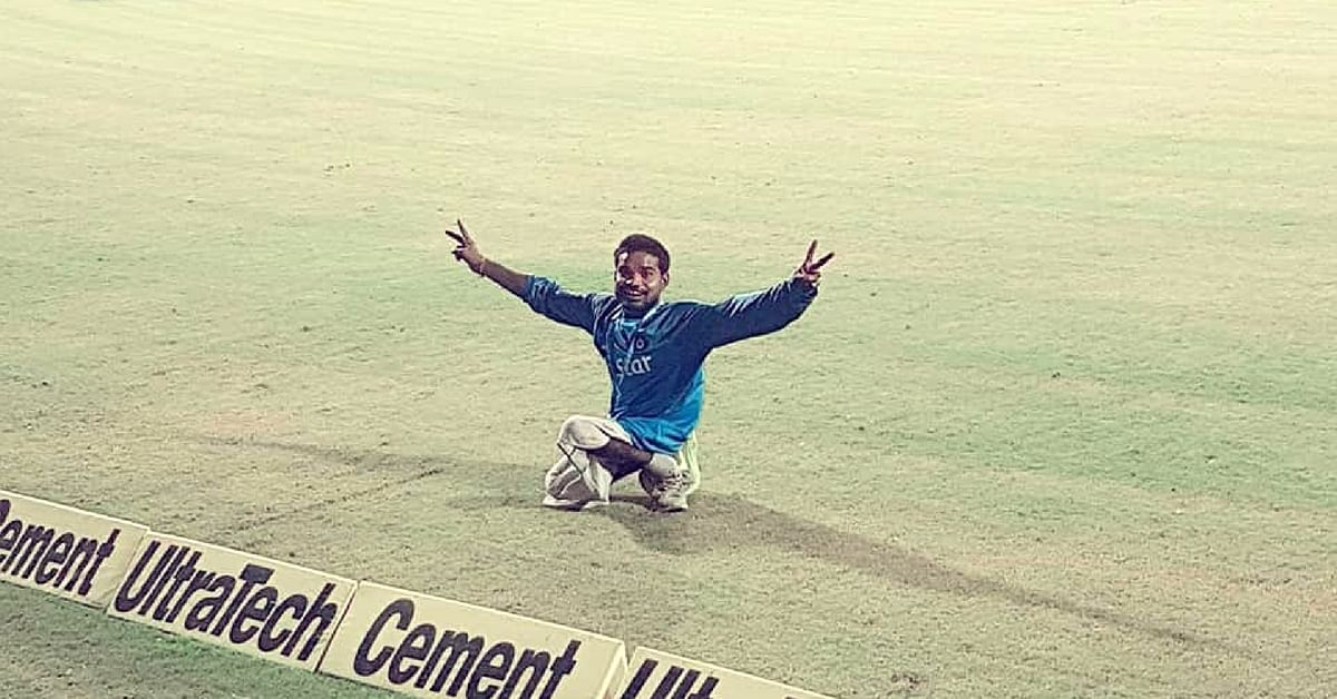 Disabled and Broke, How Dharamveer Still Became India's Greatest Cricket Fan!
