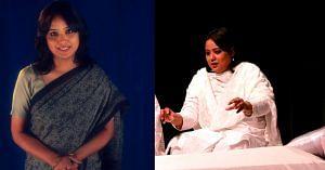 Fouzia Dastango- first female dastangoi India