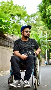 India- first-differently-abled DJ Varun Khullar