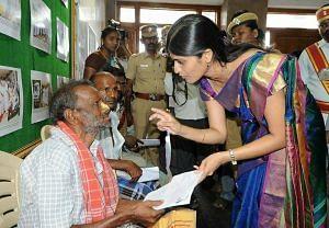IAS Rohini Bhajibhakare - Salem - Tamil Nadu-