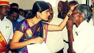 IAS Rohini Bhajibhakare- Salem- district collector