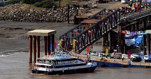 India Gujarat Ro-ro ferry service