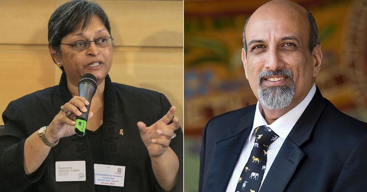 Indian origin couple US award AIDS research (1)