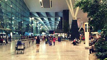 Kempegowda- Aadhaar enabled airport