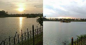Kowdenahalli lake-Bengaluru