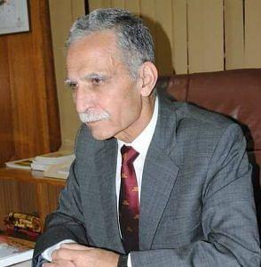 Lt Gen in office