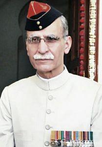 Lt. Gen. Shah