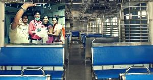 Mumbai- One Rupee Clinic- train
