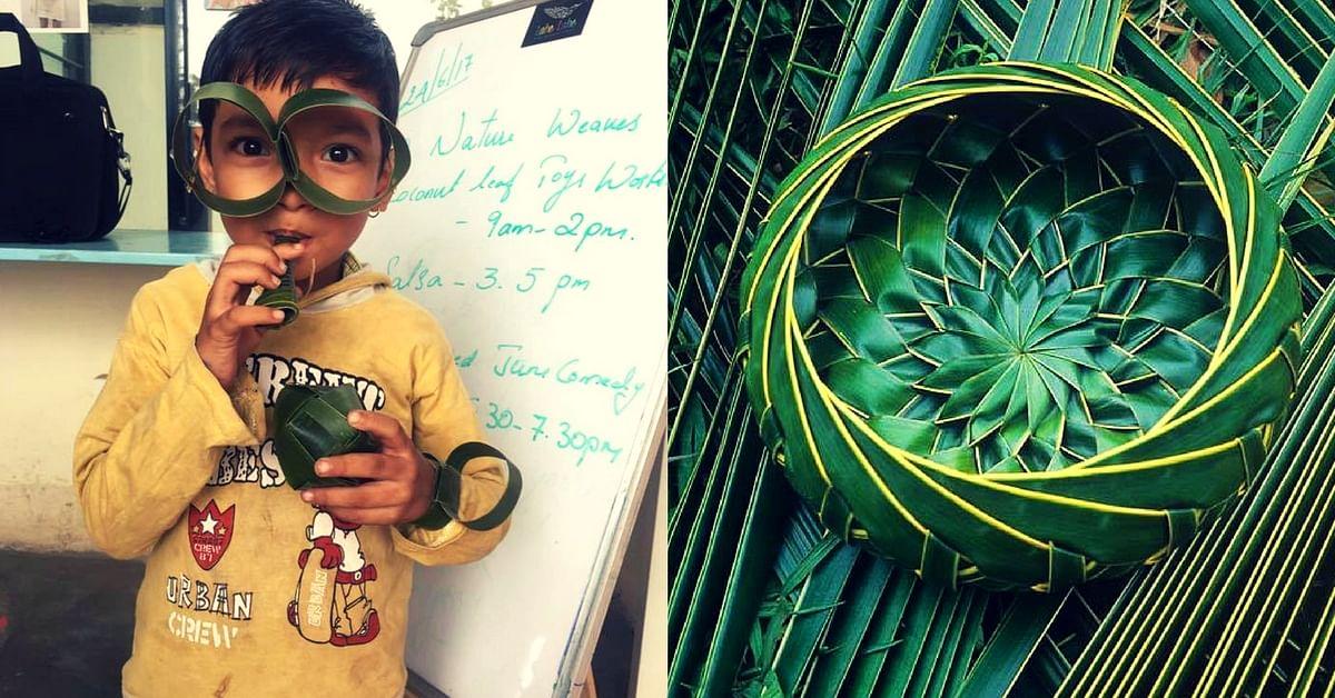 Nowshid Parammal-Natureweaves- farmer-toy making