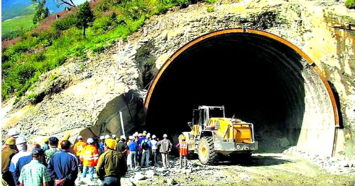 With Less Than 4 Meters to Go, India's Longest Rohtang Tunnel Is Almost Complete!