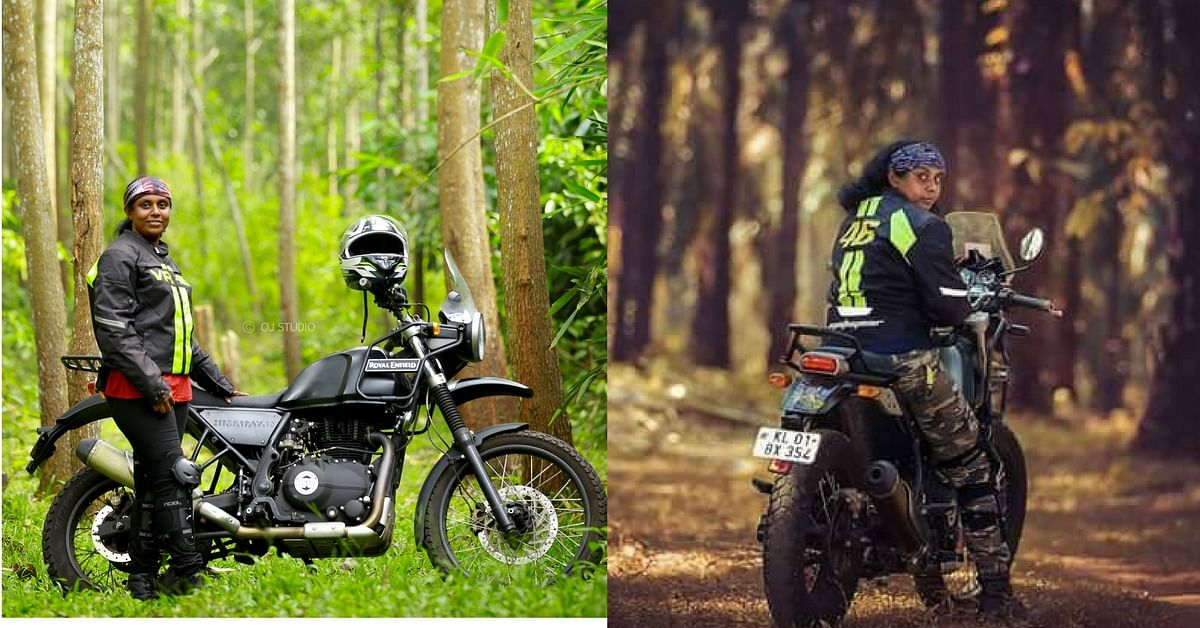 Despite Patriarchy, How Kerala's Bullet Queen Thundered on for 12000 Km in 42 Days!