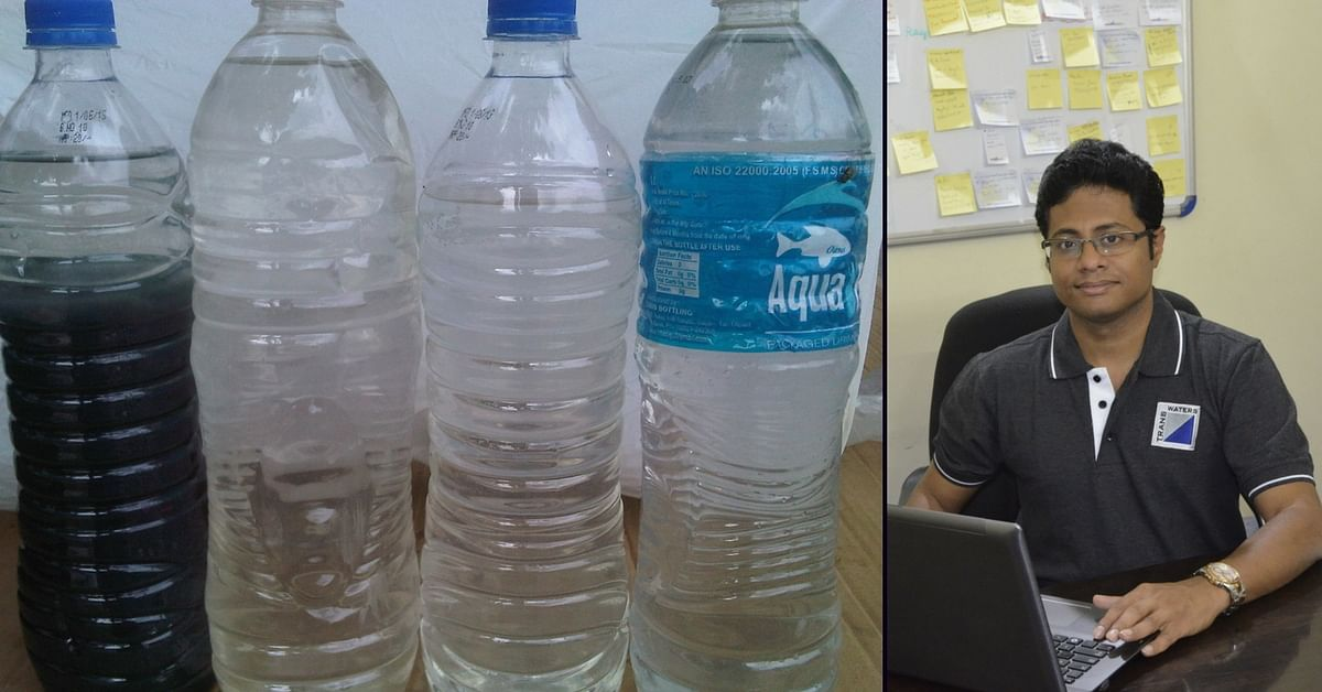 Time to Drink Your Recycled Water! This Bengaluru Firm Will Make It Happen!