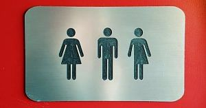 Transgender friendly toilets