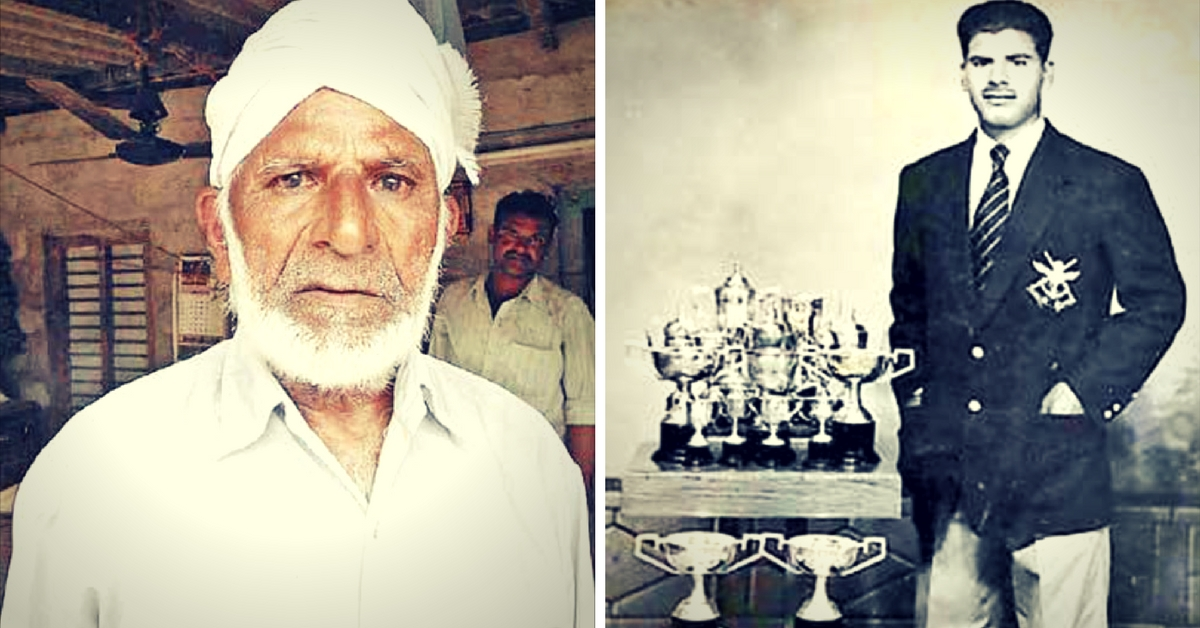 Forgotten Hero: The Story of Shamsher Khan, India's First Olympic Swimmer