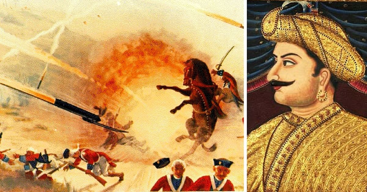 The Story of Tipu Sultan and His Mysorean Rockets, the World's First War Rockets