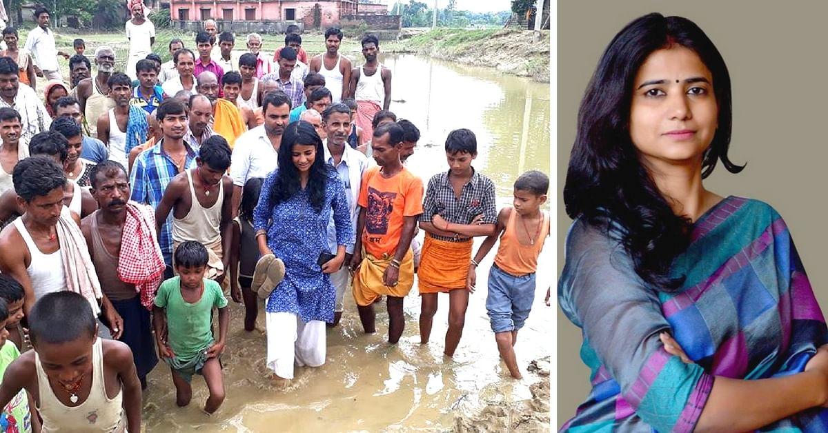 How a Determined Woman Transformed an Underdeveloped Bihar Village