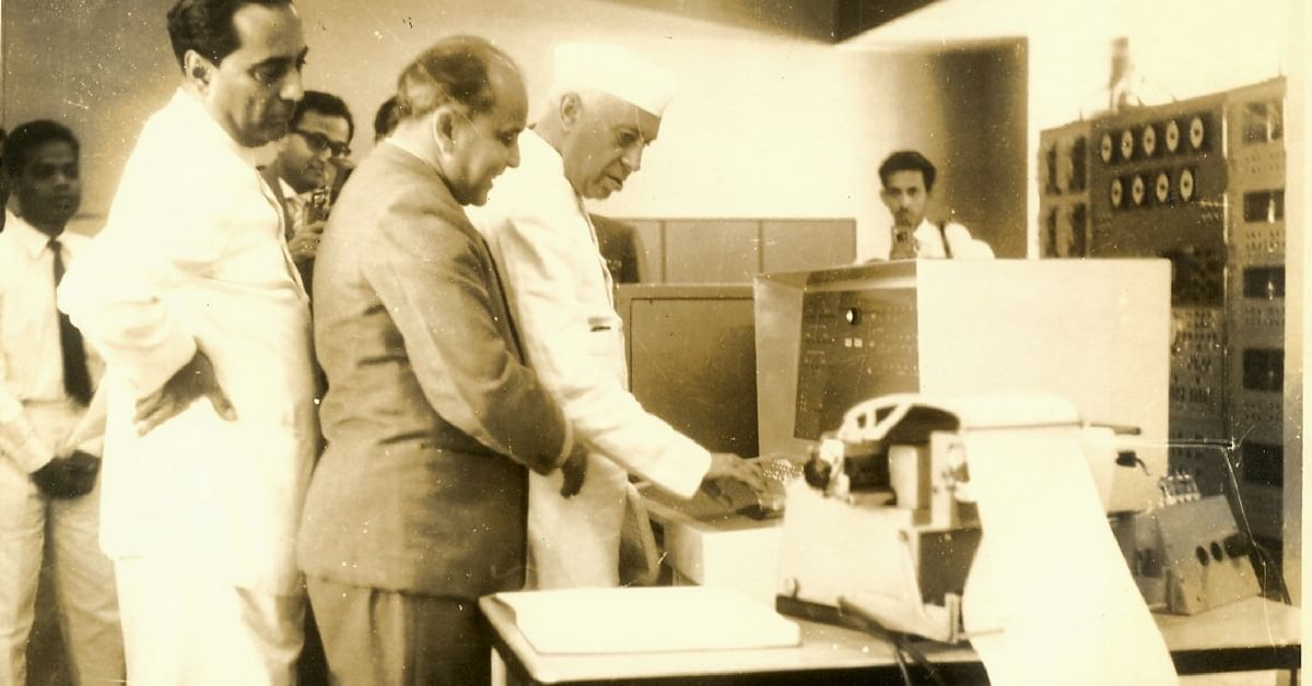 The Fascinating Story of How India's First Indigenous Computers Were Built