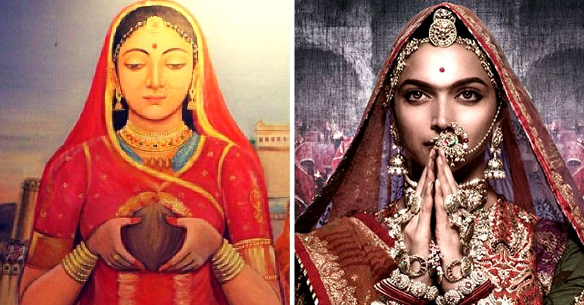 Seen the Padmaavat Trailer? Here's What History Says About This Saga!
