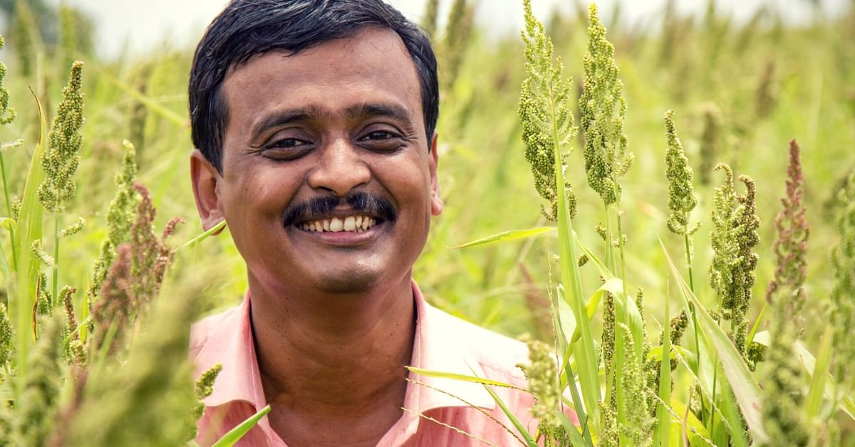 Droughts Don't Scare These Millet-Producing, Self-Sufficient Karnataka Farmers!