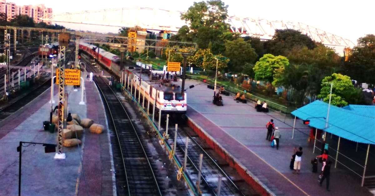 How Secunderabad Station Got India's First 'Green' Tag
