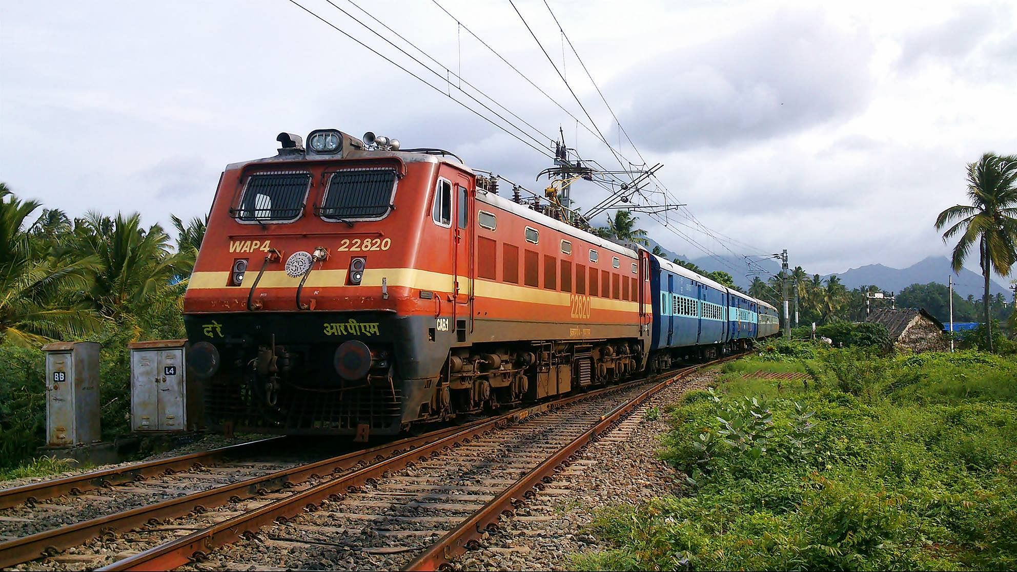 Railways will adopt dynamic pricing. Representative image only. Source: Wikimedia Commons.