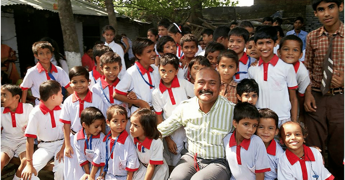One Doctor Has Transformed the Lives of Over 5000 Youth, 2000 Children & 6000 Farmers!