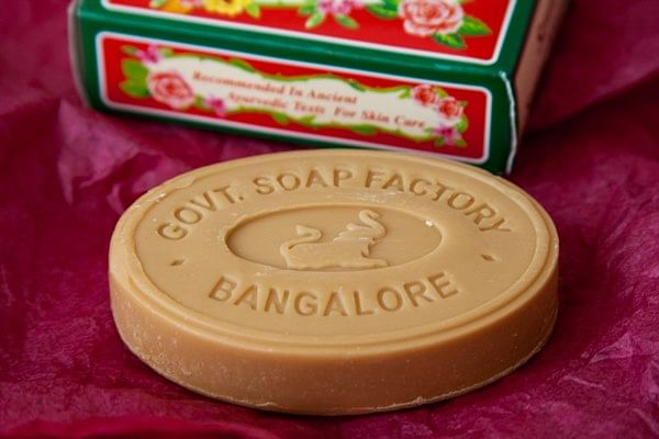 data analysis of mysore sandal soap