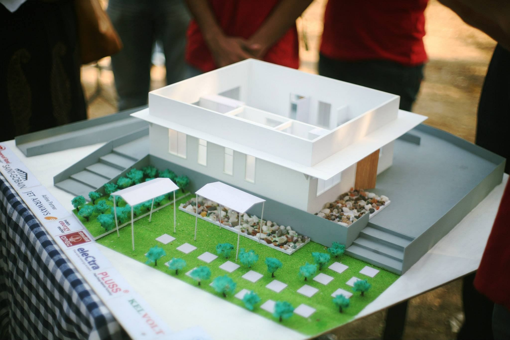 100 Solar Powered House By Iit Bombay Even Gives Power Back Electricityhouse Electrical Wiring Smart A Prototype Source Facebook Designed To Suit The